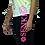 Thumbnail: Calça Suplex Senki Girl Preta