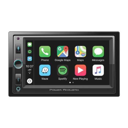 Double DIN Digital Media Reciever W/ Apple CarPlay Built-in