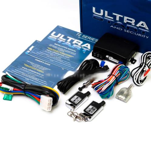 Ultra Start 1272 XR PRO Keyless Auto Remote Car Start / Starter u1272xr Pro