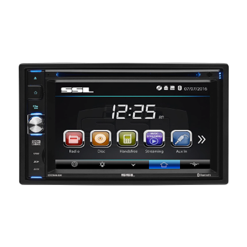 Sound Storm Labs DD664B Double Din Touchscreen