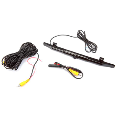 Boyo VTL425TJ License-plate bar backup cam and active parking line