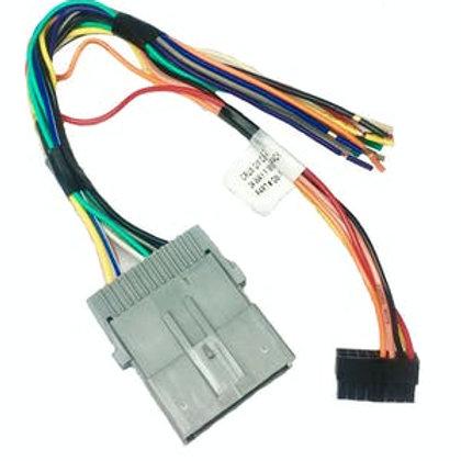 CRUX SOCGM-17 Wiring Interface