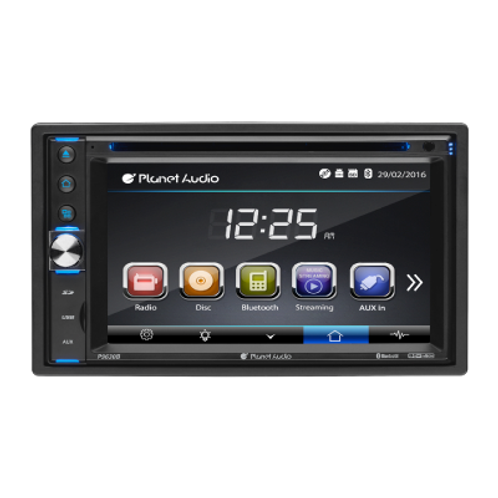 Double-DIN, DVD Player 6.2 P9630B