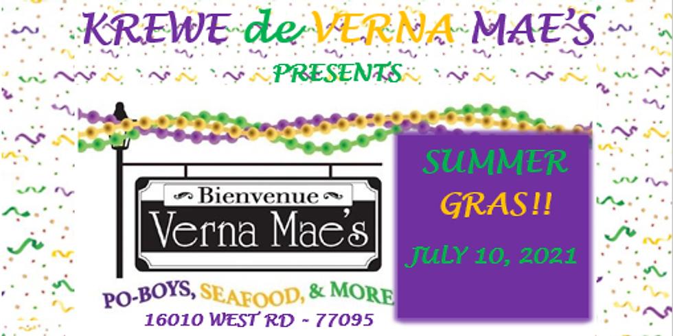 Summer Gras & Grand Opening ~ Bayou Babe Boutique