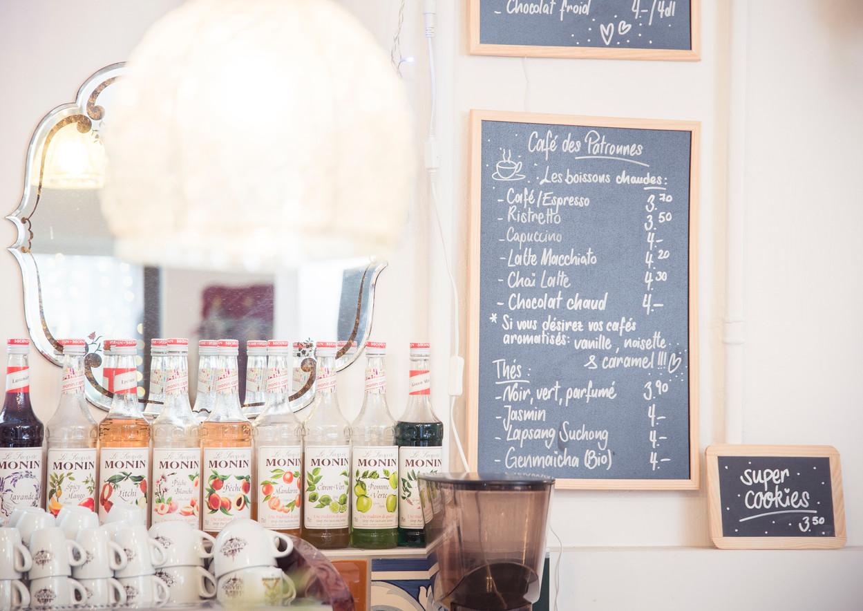 Café des Patronnes