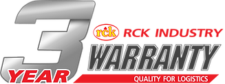 RCK Warranty 3 years