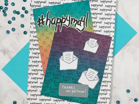 #Happymayl Challenge: Snailmail Folder - Thoughtful Studio