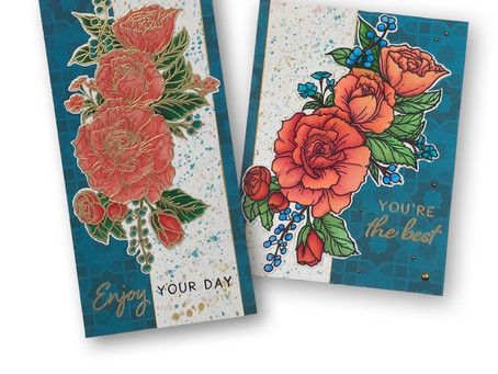 Floral Cards - Thoughtful Studio