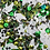 Thumbnail: Ghostly Green Sequin Mix