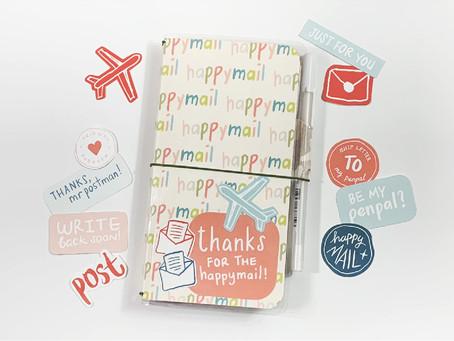 Traveler's Notebook - Thoughtful Studio