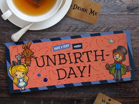 A Very Merry Unbirthday!