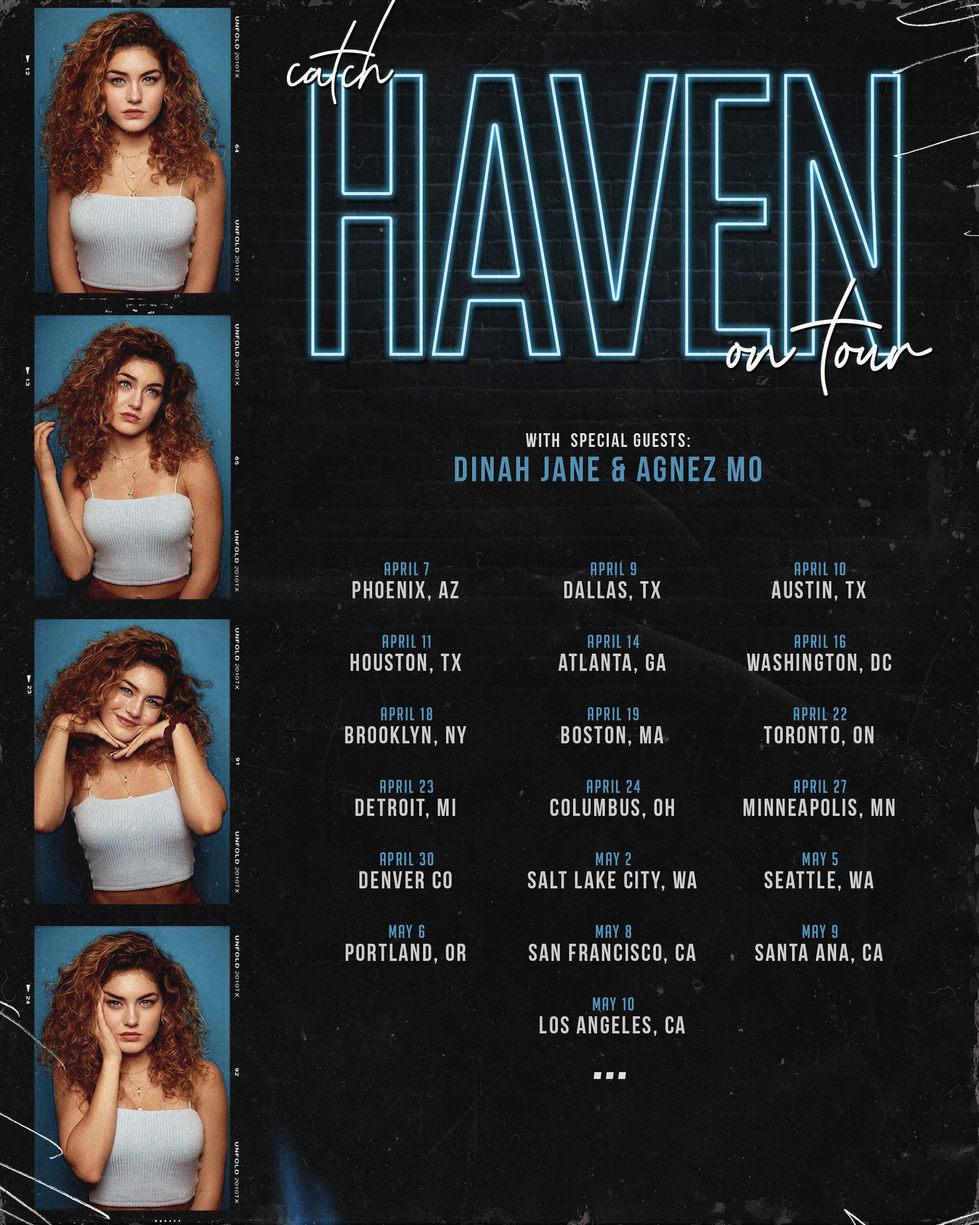 Haven 2020 Tour