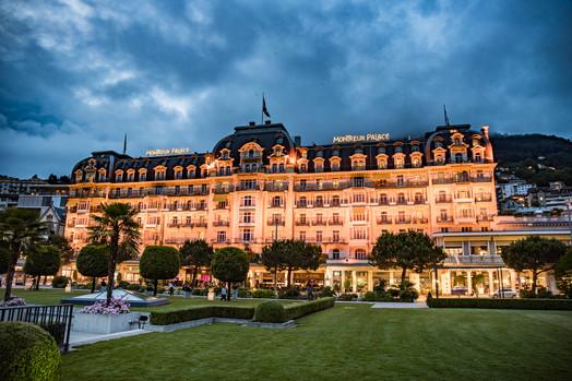 Fairmont Montreux Palace