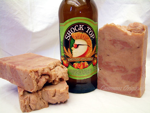 Autumn Soap Apple Jack Shock Apple Beer