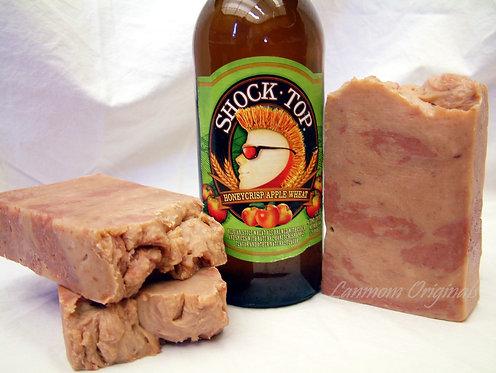 Autumn Soap Apple Jack Shock Apple Beer