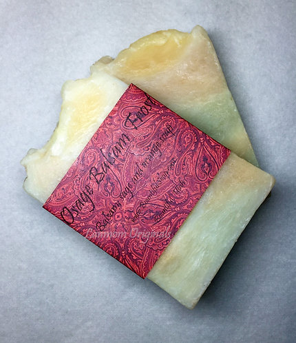 Winter Soap Osage Balsam Frost Orange Balsam Sage
