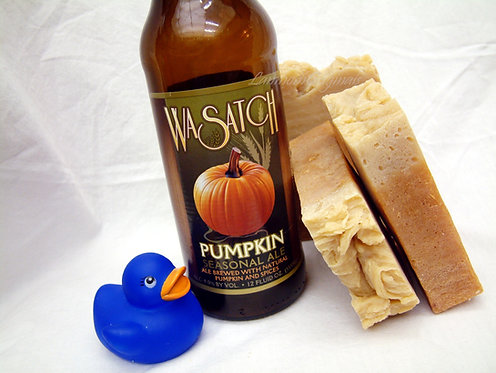 Autumn Soap Drunken Punkin Pumpkin Ale Beer