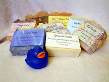 All natural vegan handcrafted soap