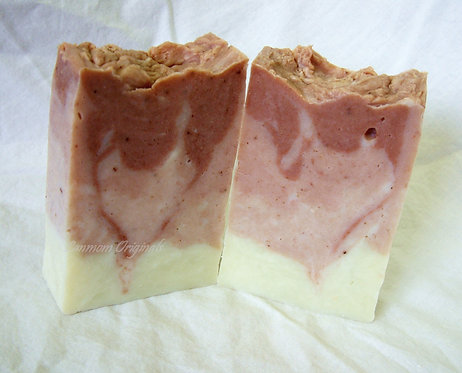 Spring Soap Subtly Strawberry Castile