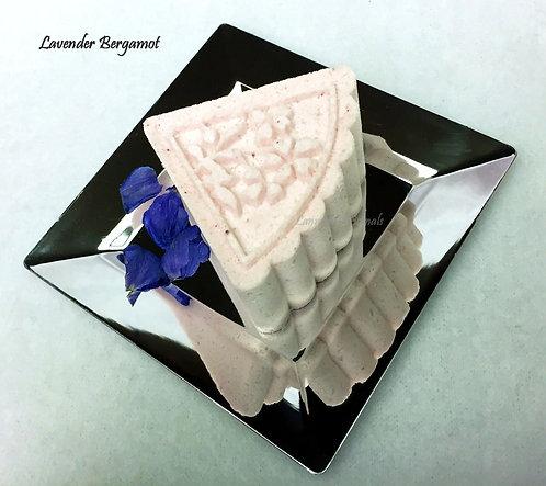 Bath Bomb Bliss! Lavender Bergamot