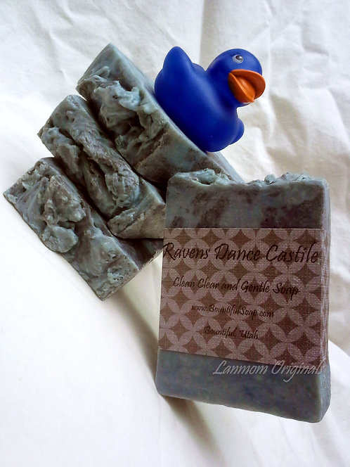 Winter Soap Ravens Dance Castile Ravensara Sage