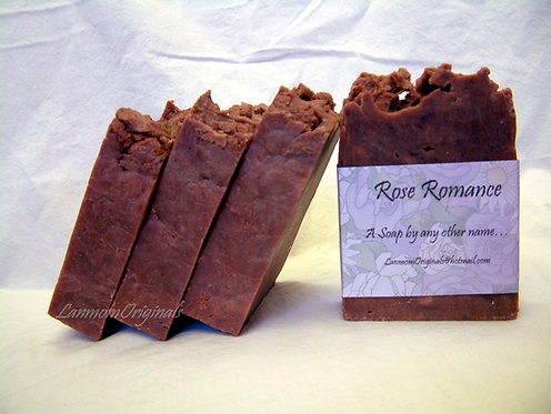 Spring Soap Rose Romance