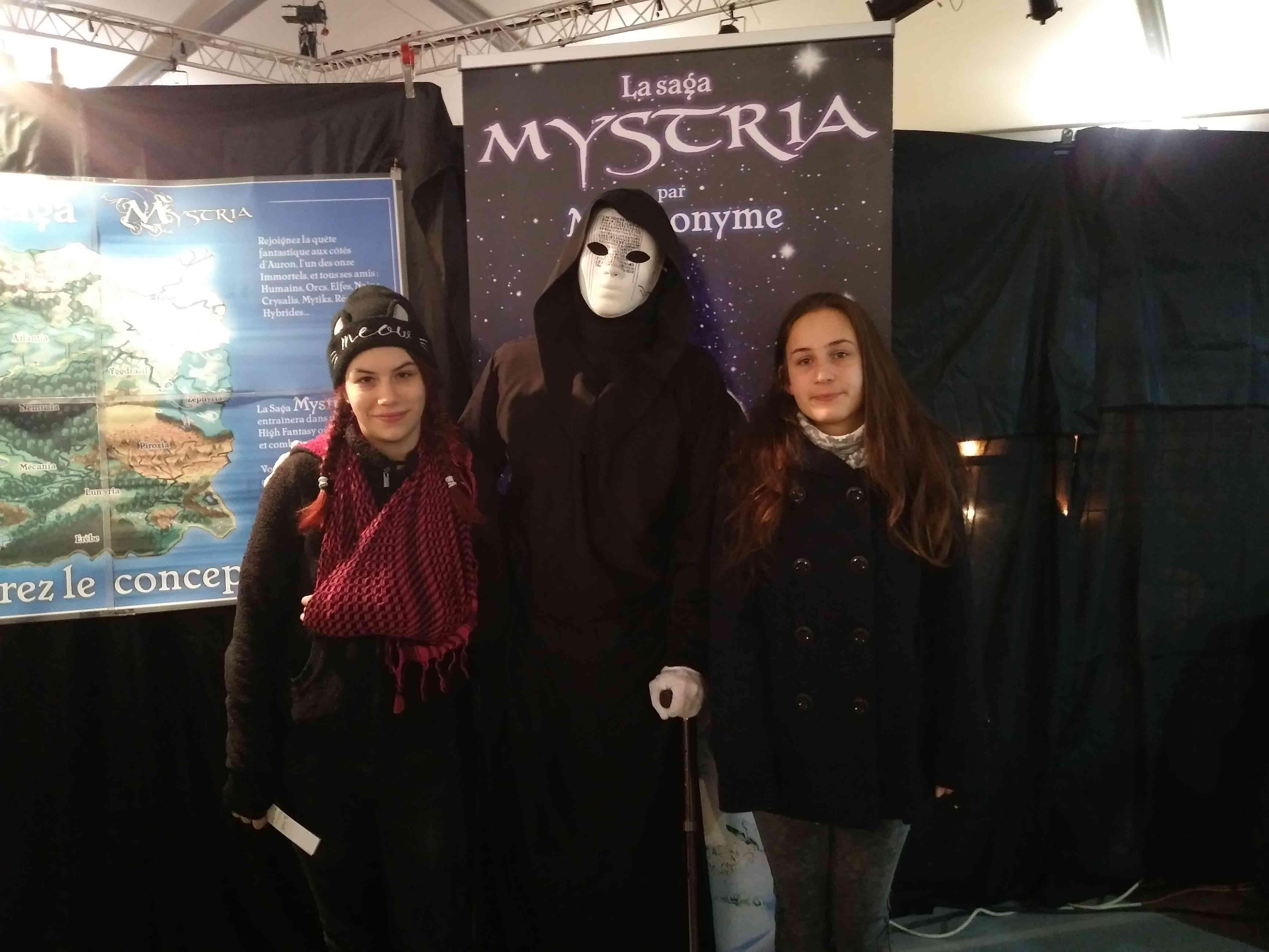Mystriennes