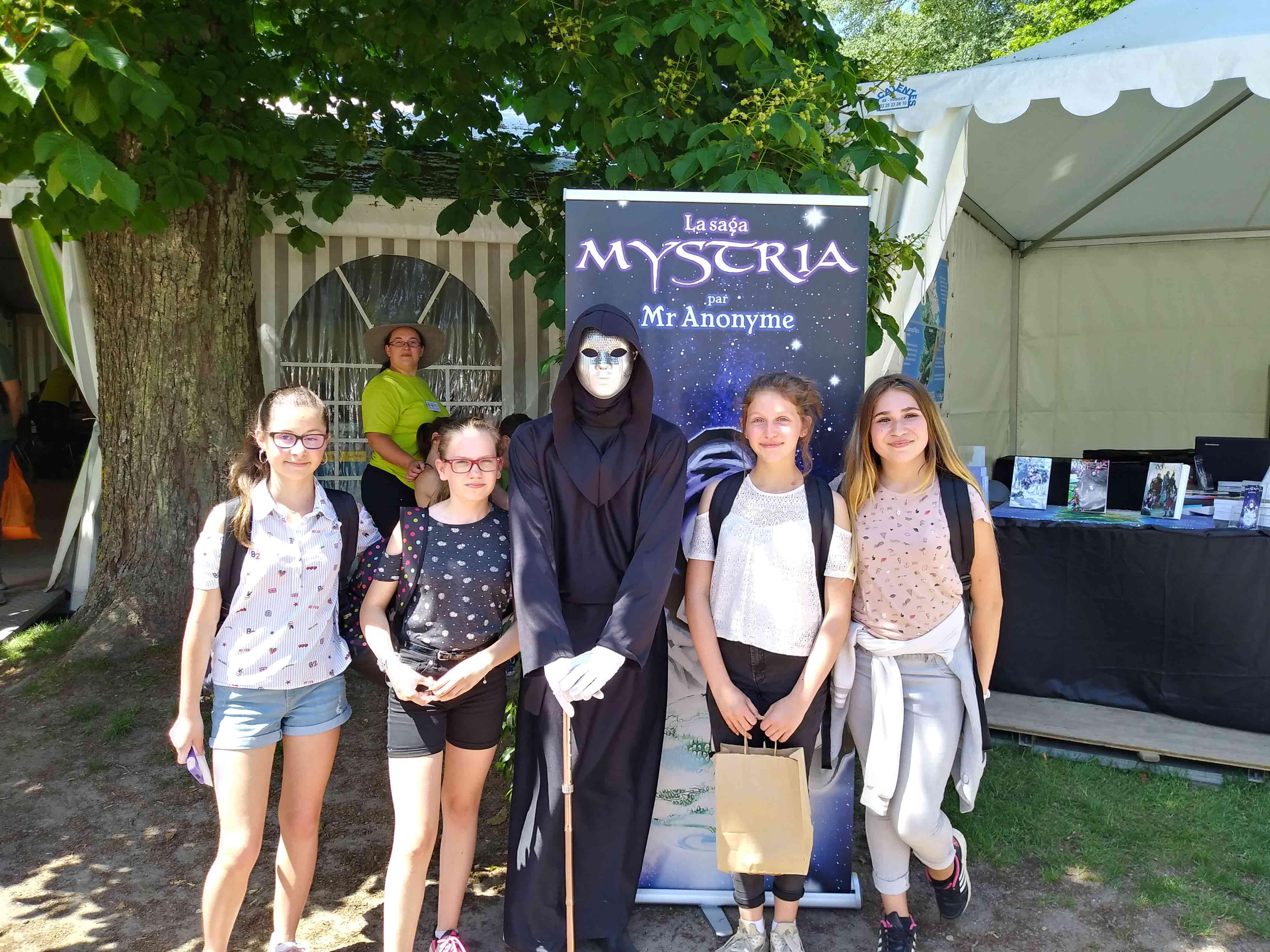 Mystriennes exploratrices