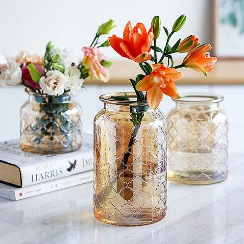 Glass Vase Living Room