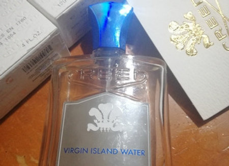 Creed Virgin Island Water (Vintage)