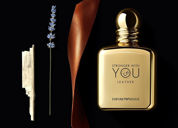 Stronger with You Leather by Giorgio Armani