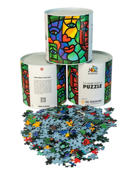 One World One Hope Puzzle