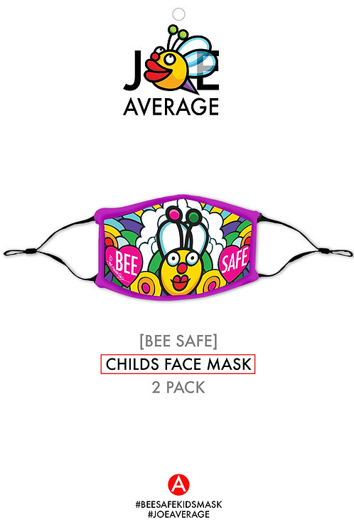BEE SAFE KIDS TWO PACK