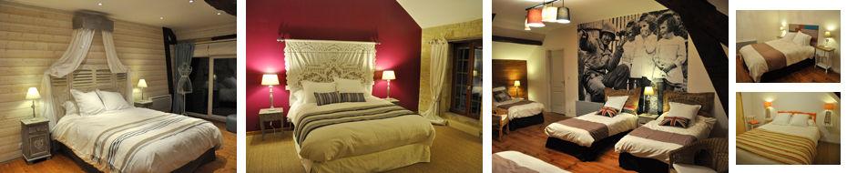 Le Colombier du Manoir, chambres d'hôtes de charme en Normandie