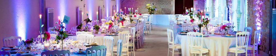 Le Colombier du Manoir, salles pour mariages et réceptions en Normandie