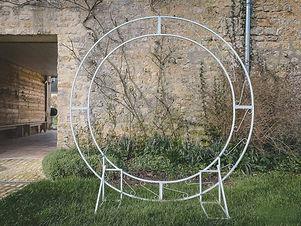 Location arche de cérémonie ronde - Normandie