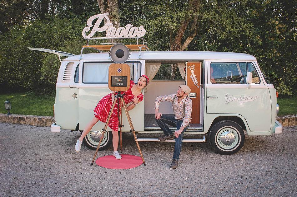 waouh box et The Photobus