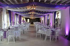 Salles pour mariages et réceptions en Normandie à proximité de Bayeux