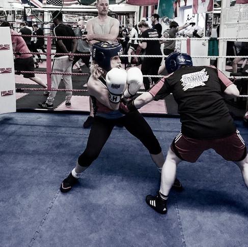 Boxing & Language Weekend in Paris