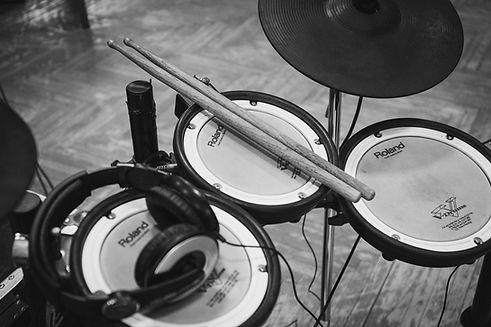 Électronique Drum Set