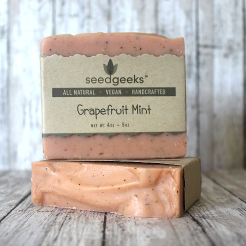 GRAPEFRUIT MINT by Seedgeeks