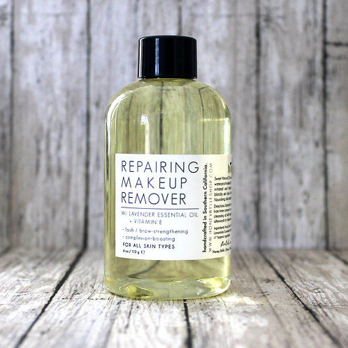 MAKEUP REMOVER / CLEANSING OIL (4oz) By Honey Belle