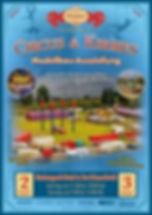 Plakat Oer Erkenschwick 2019 Kirmes Circus Modellbau Ausstellung