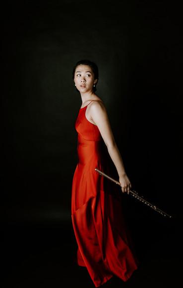 Annie Wu flutist 3