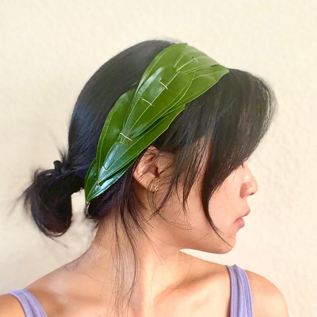 Ephemeral headband
