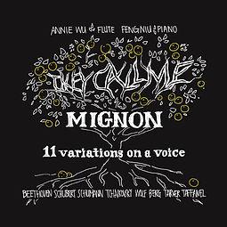 Mignon album cover