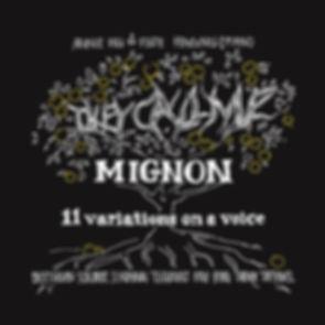 They Call Me Mignon Album Cover