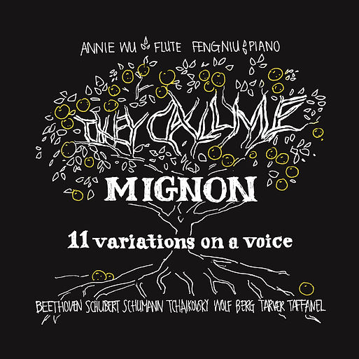 They Cal Me Mignon Album cover