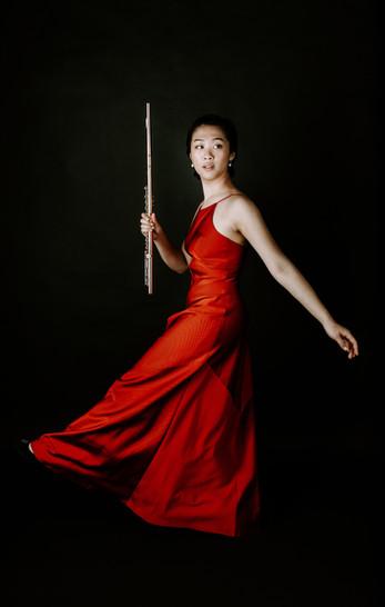 Annie Wu flutist 9