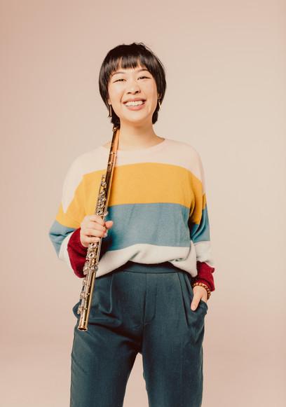 Annie Wu flutist 2